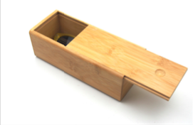 wooden/bamboo sunglasses case