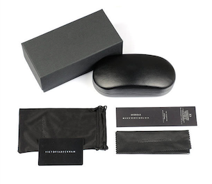 eyeglasses case set